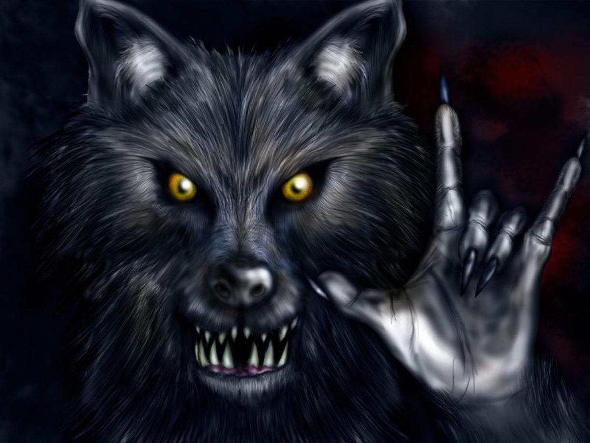 Classic Werewolf Horror Movies : A Parisian Werewolf In New York.