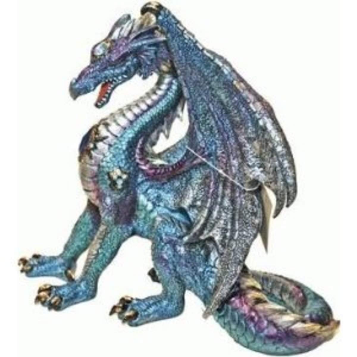 Fantasy Dragon by Dragon Statue