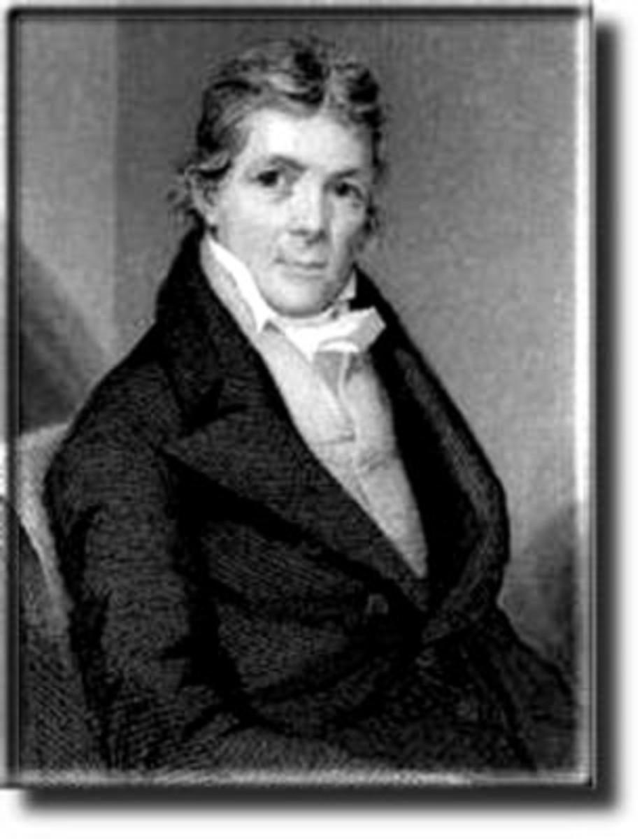 John Randolph of Roanoke Plantation Virginia