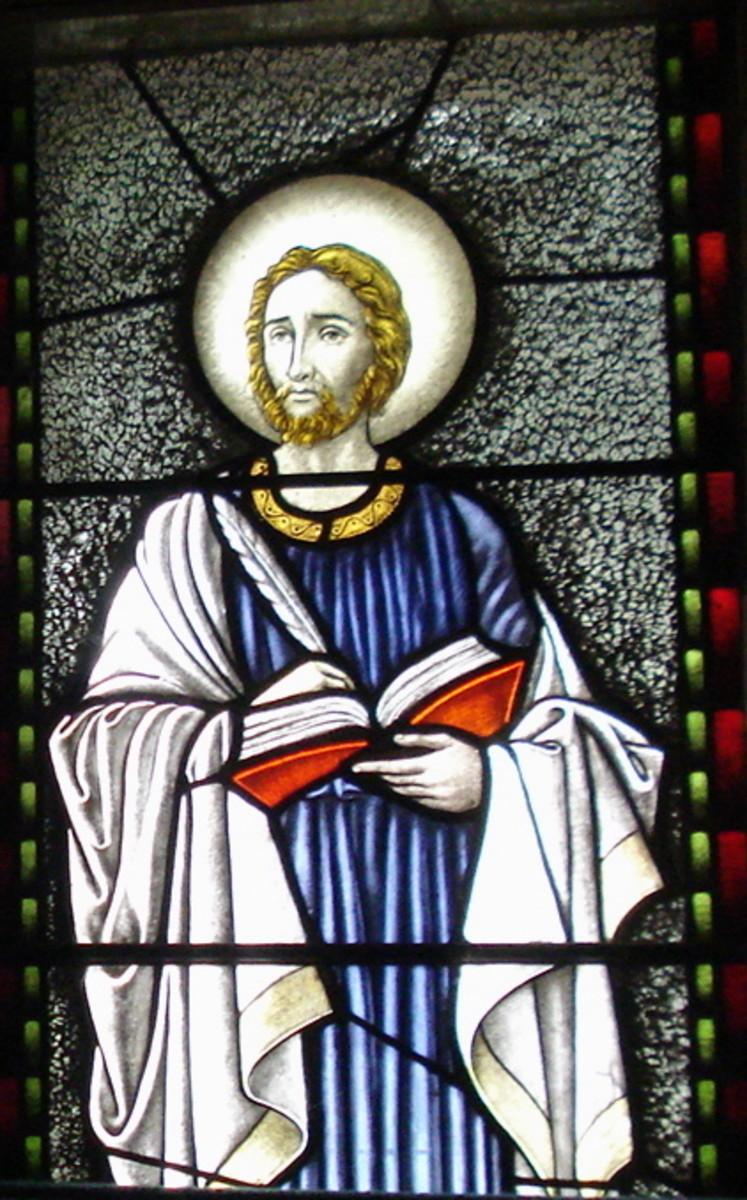 A Window In Christ Church, Ormond, Victoria