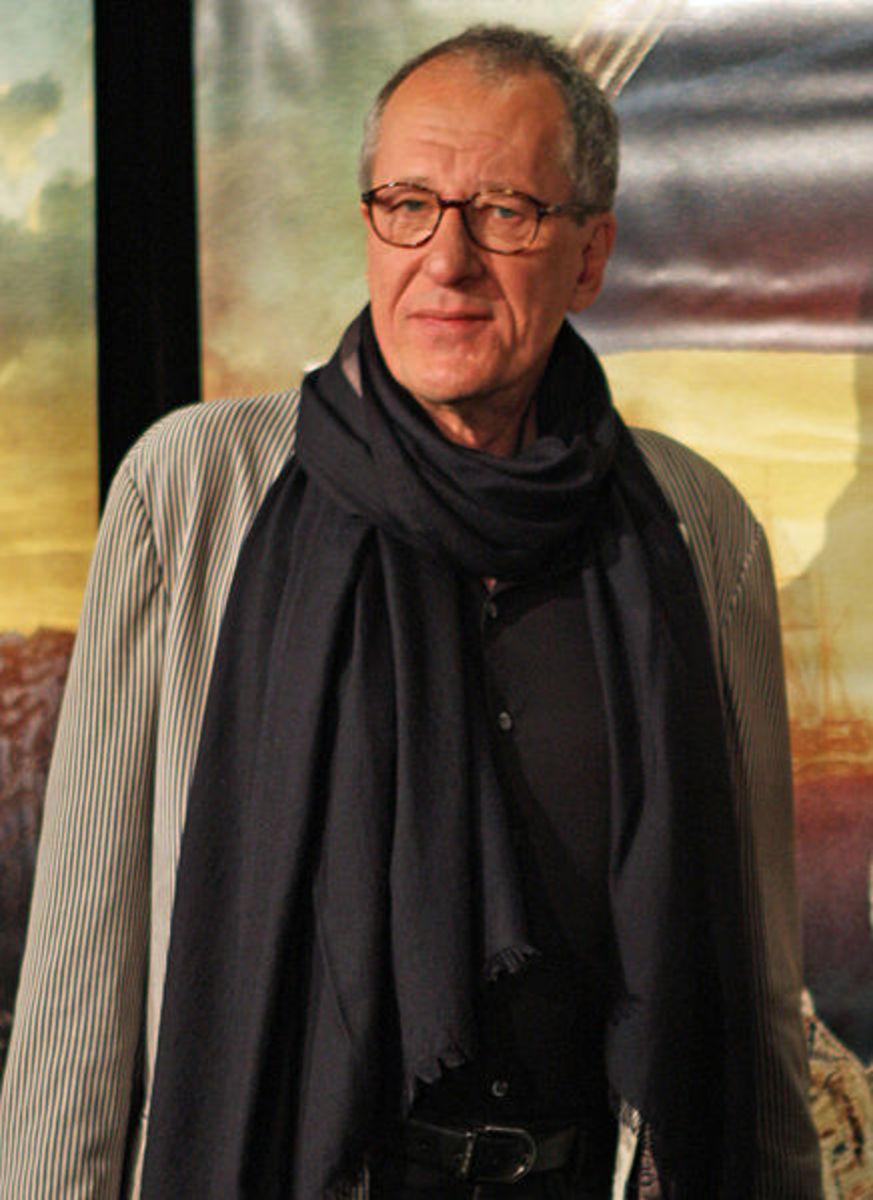 Geoffrey Rush, 2011