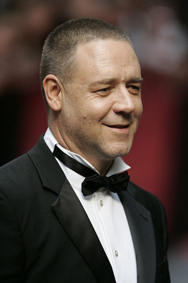 Russell Crowe, 2012