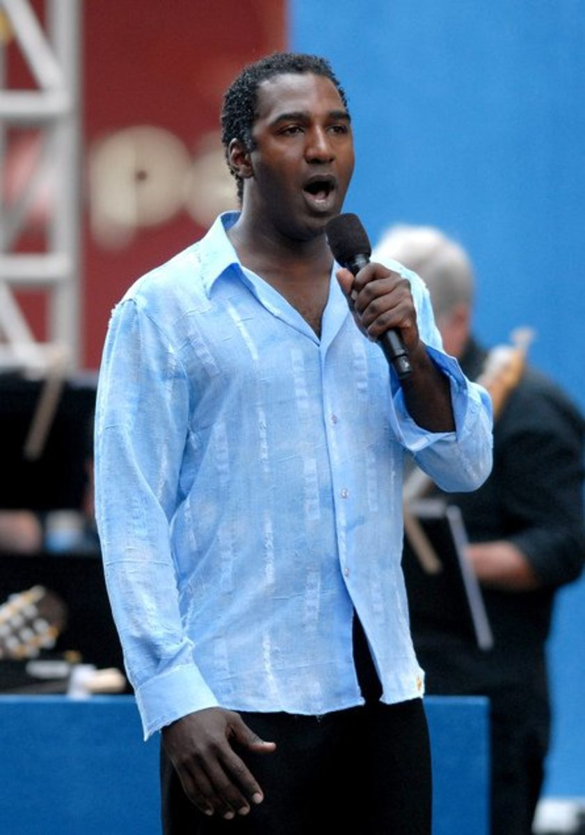 Norm Lewis, 2006