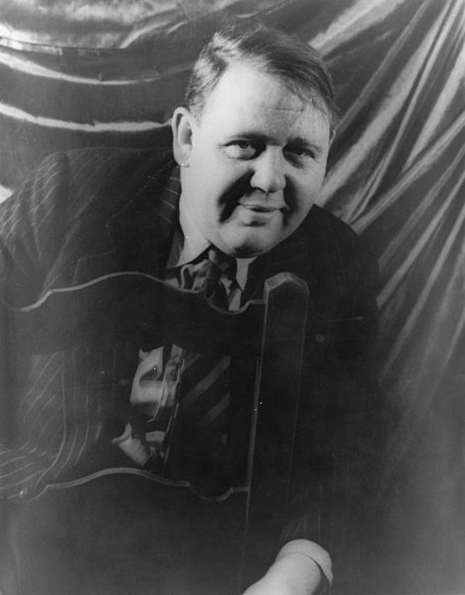 Charles Laughton photographed by Carl Van Vechten, 1940