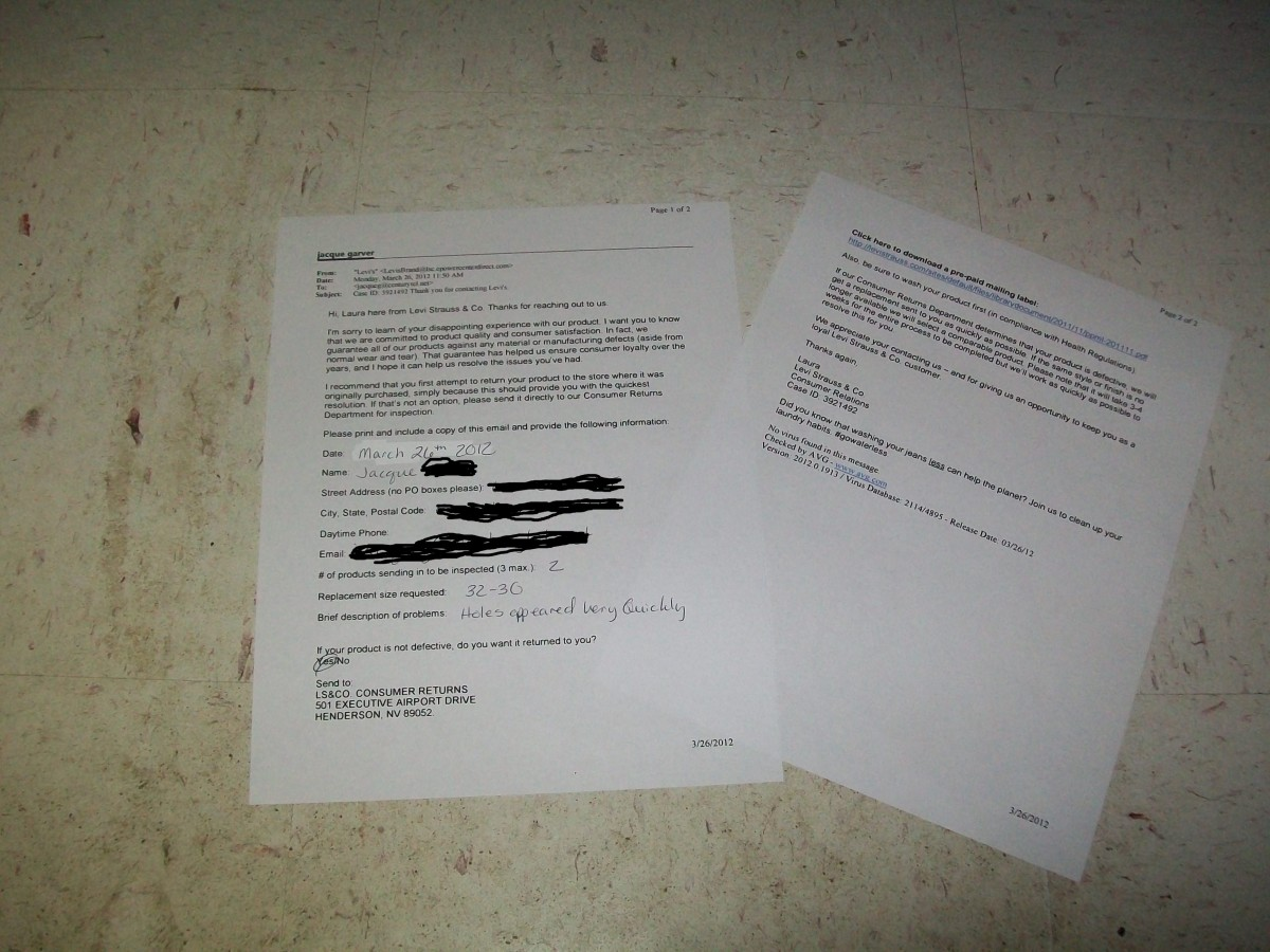 i carefully redacted my personal info,... but to prove i'm a good sport, i did leave you my jeans size.