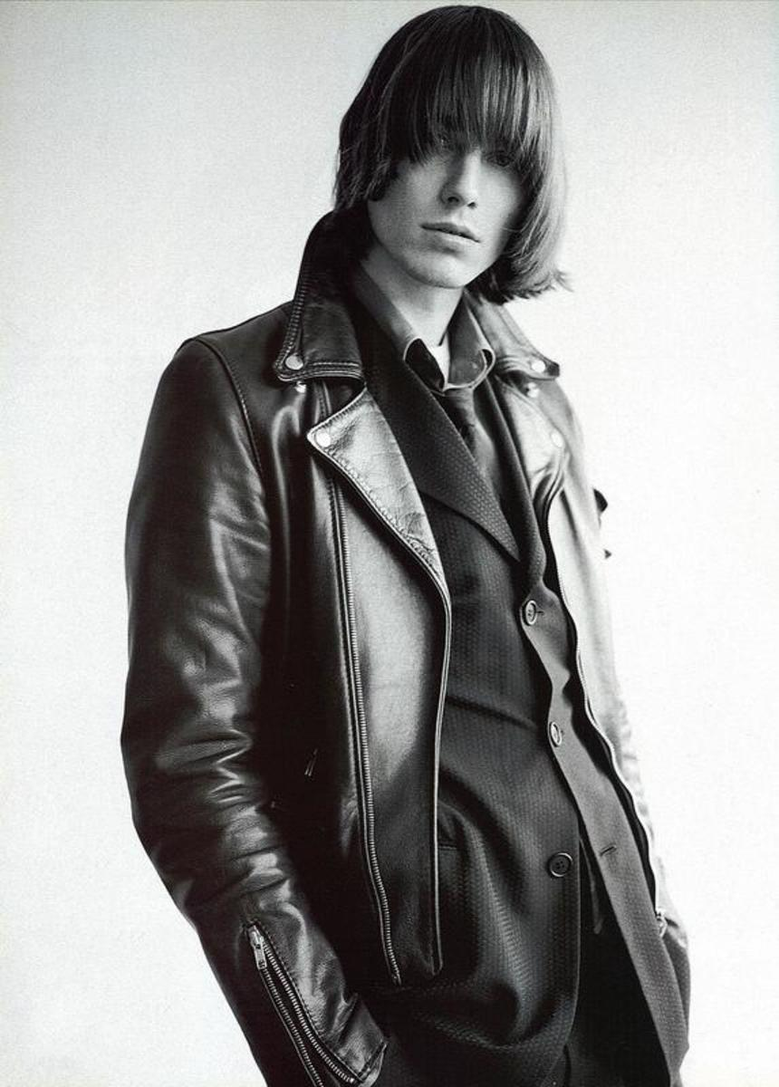The History and Style of the Leather Motorcycle Biker Jacket