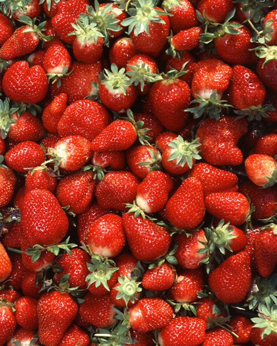 Delicious Fresh Strawberries