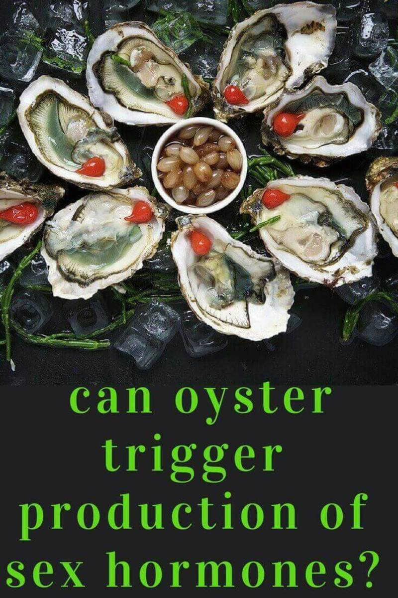 Oysters as a natural aphrodisiac
