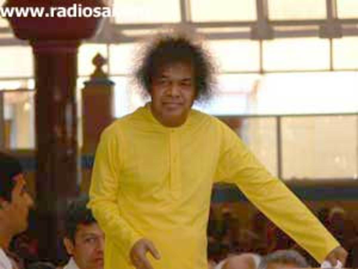 Dreams of God are true - another experience with Sathya Sai