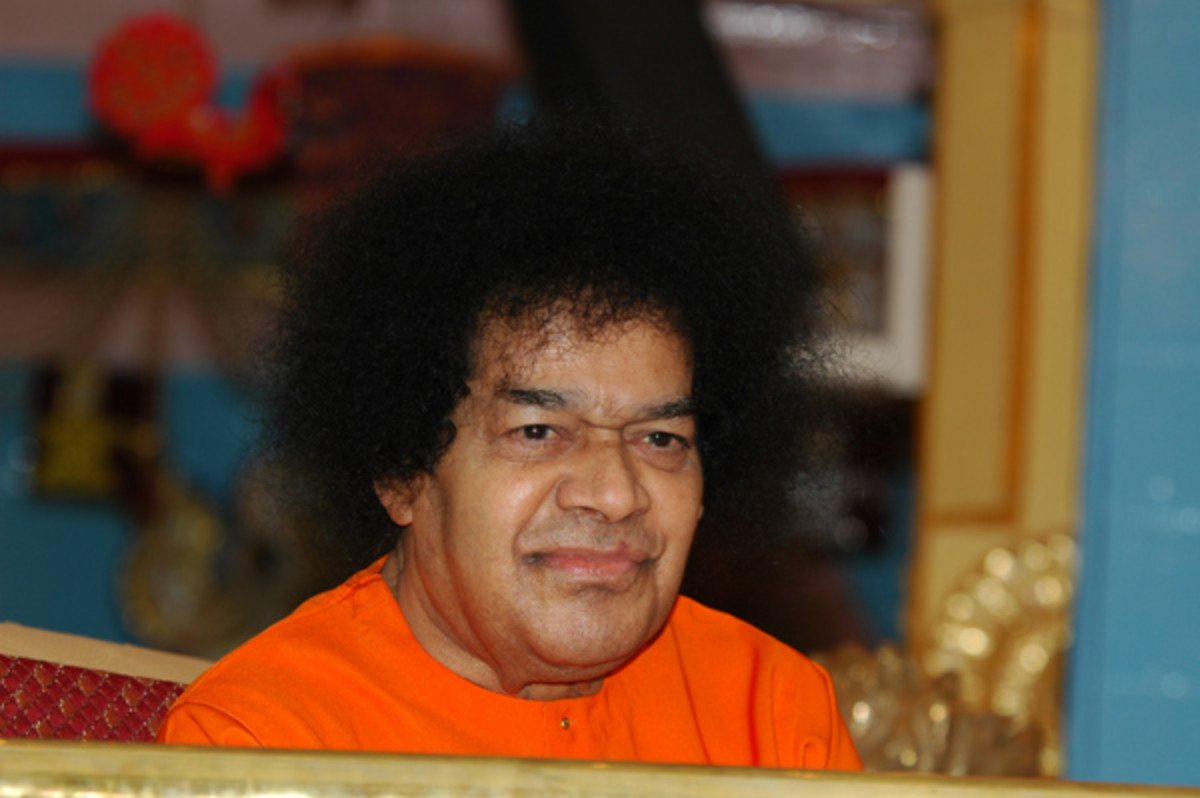 Swami always thinks only of His devotees - never about Himself.