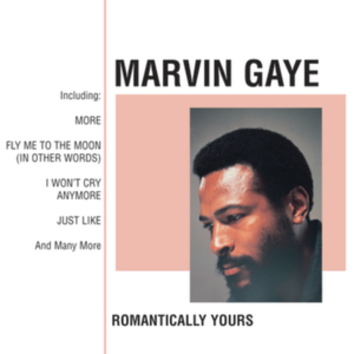Magical Marvin recorded his version in 1985 for his album Romantically Yours