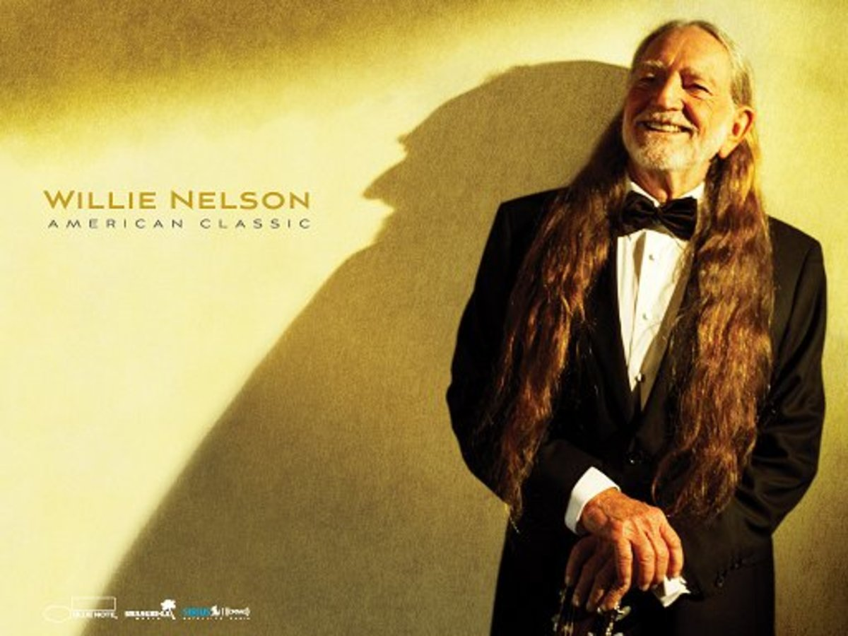 Willie recorded it for his album American Classic