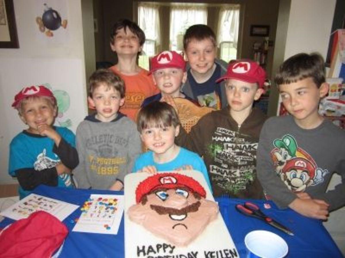 Everyone Loves Mario!