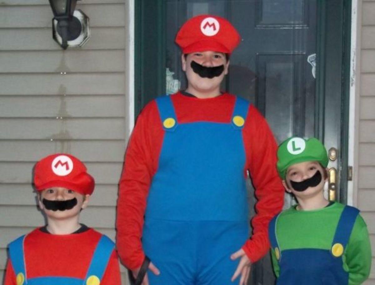 Super Mario Bros. Birthday Party Ideas  c9efe5efa2db