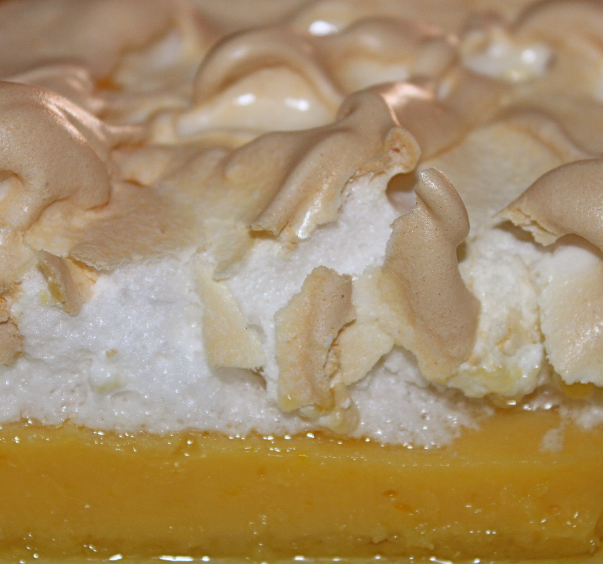 Easy Lemon Meringue Pie Recipe Using Condensed Milk: Plus a Little Tip; How To Stop Your Meringue From Cracking