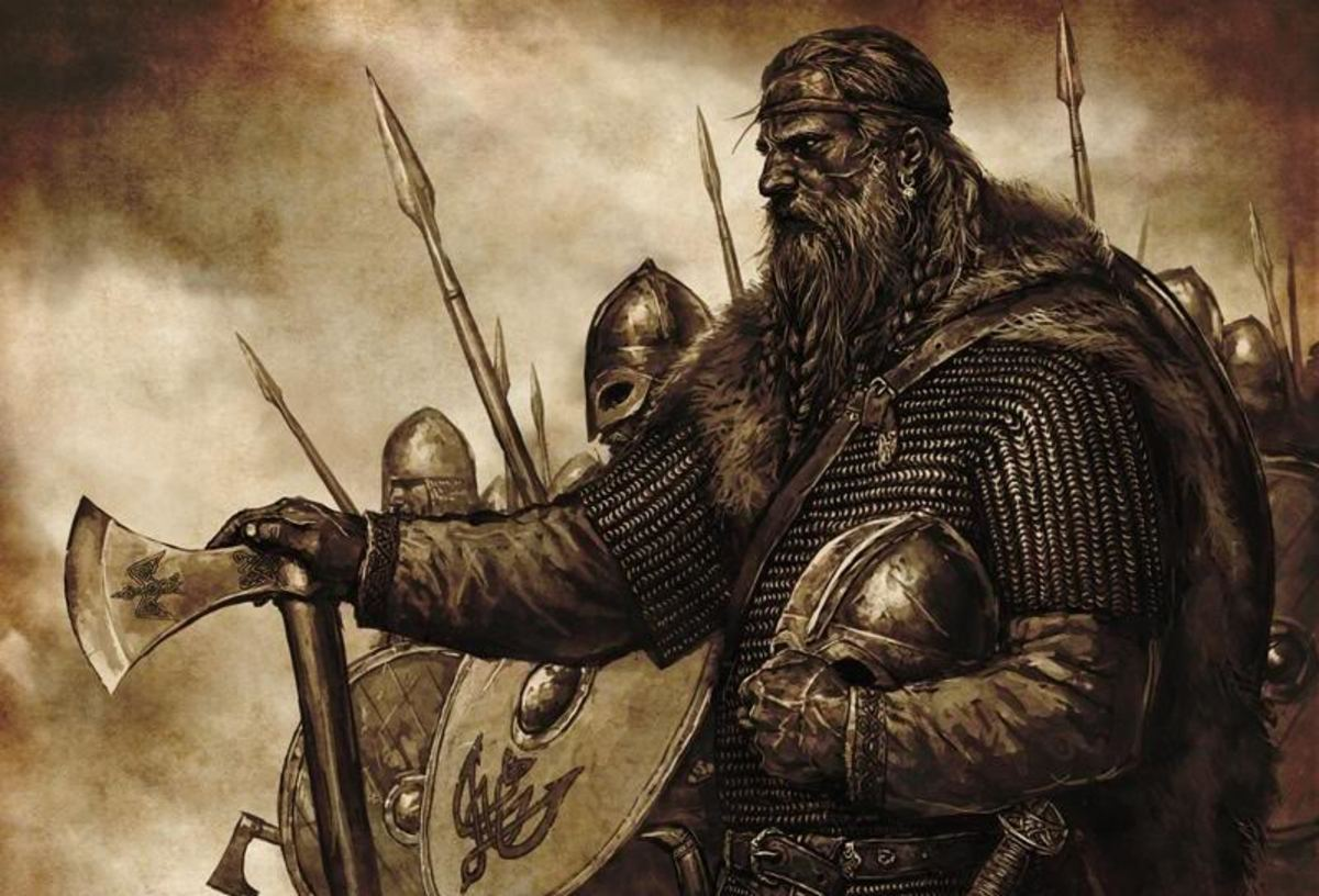 VIKING - 19: ORKNEY, A Saga to Rival Dallas! King Thorri's Dream