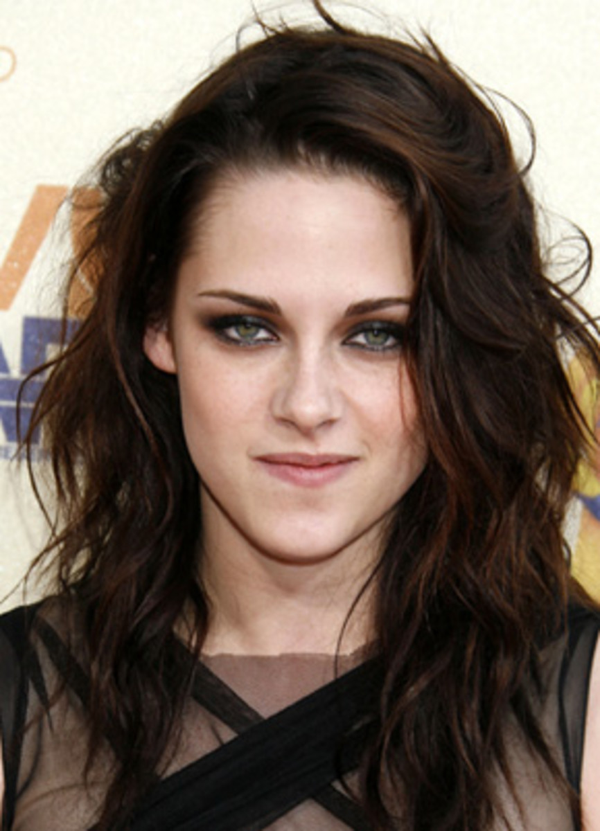 Kristen Stewart's Makeup
