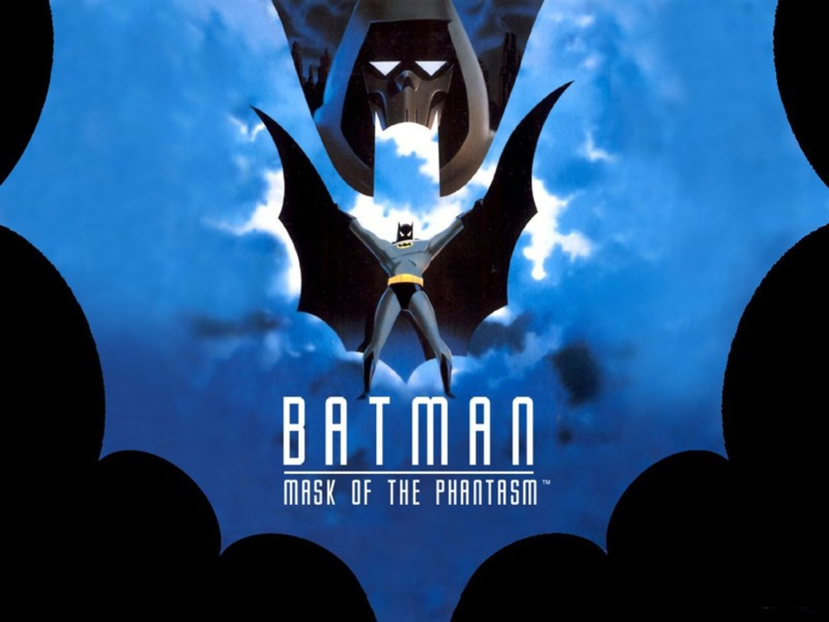 Batman - Mask of the Phantasm (1993) poster