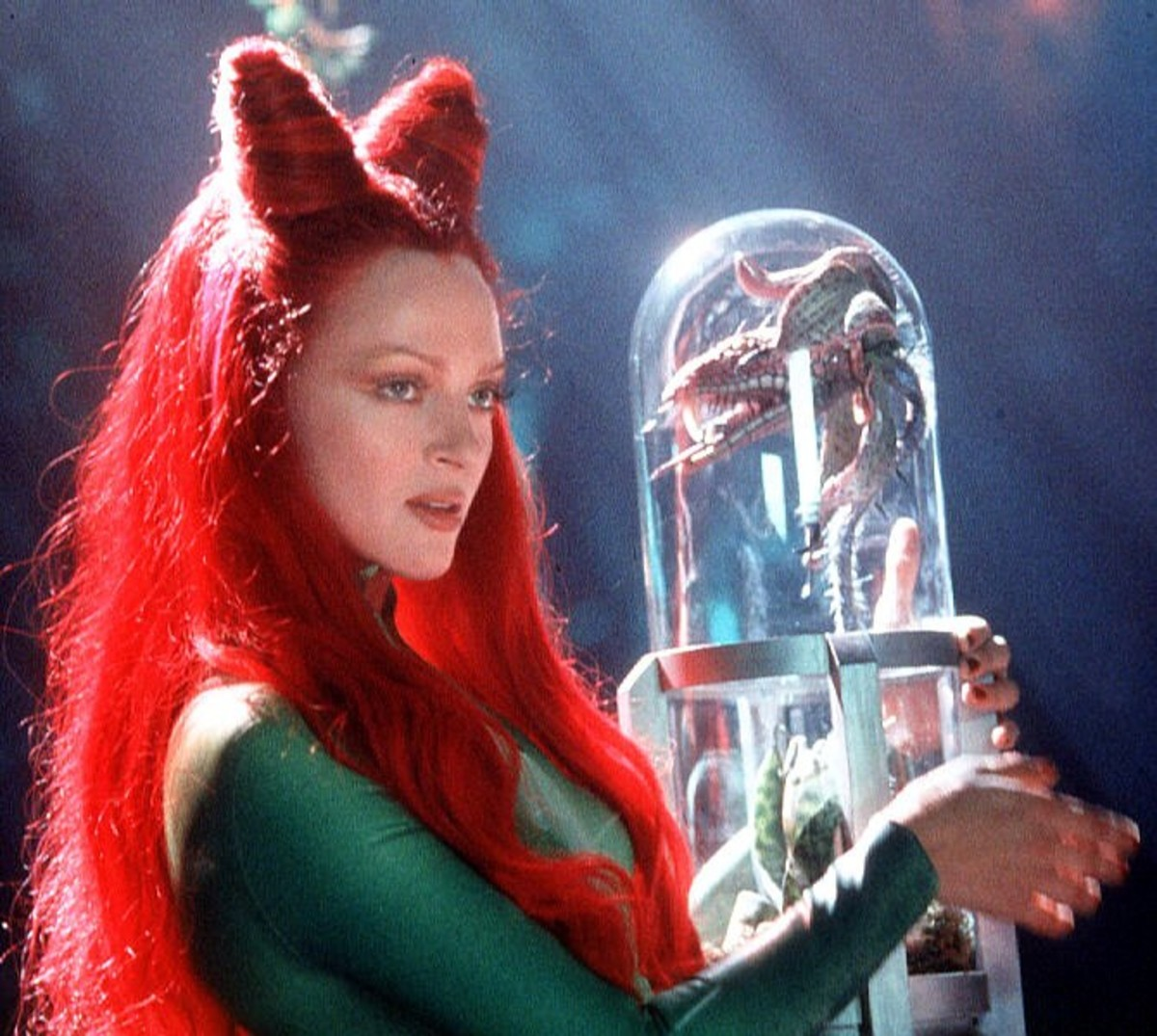 Uma Thurman as Poison Ivy in Batman & Robin (1997)