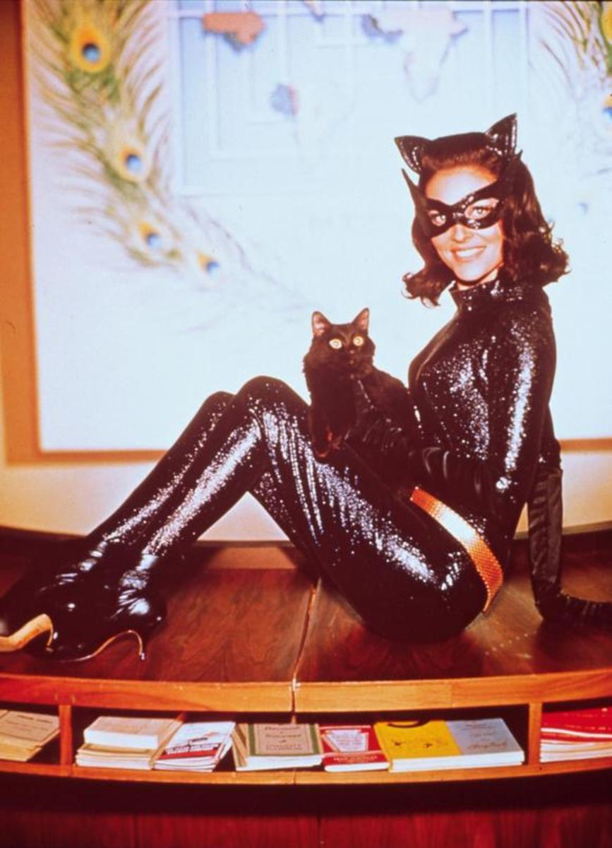 Lee Meriwether as Catwoman in Batman (1966)