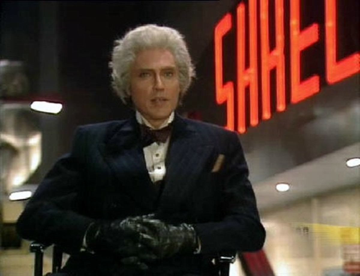 Christopher Walken in Batman Returns (1992)
