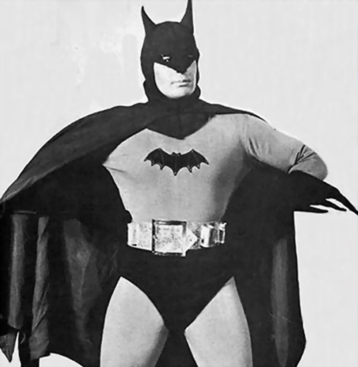 Lewis Wilson as Batman (1943)