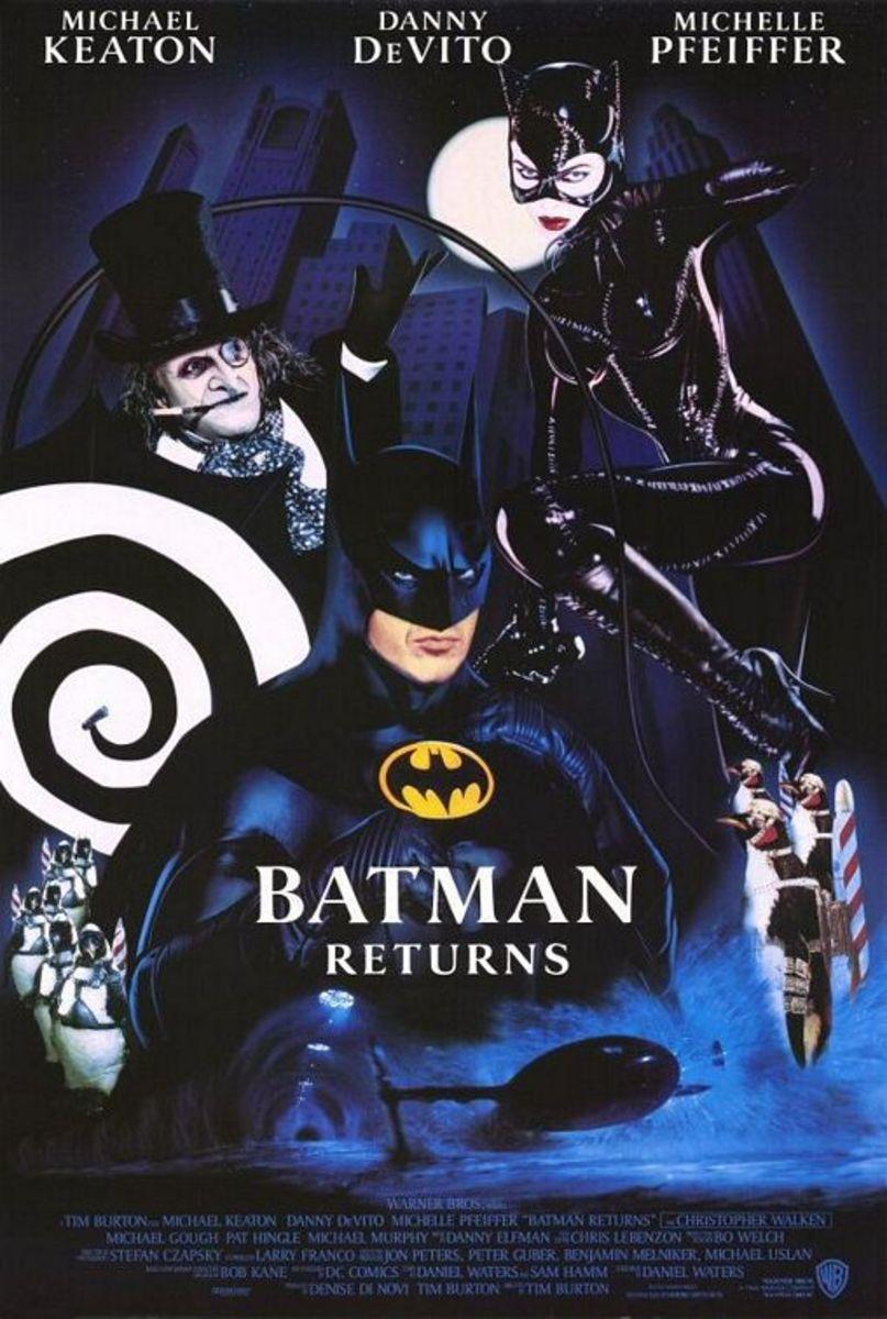 Batman Returns (1992) poster