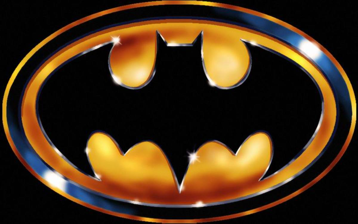 Batman (1989) logo