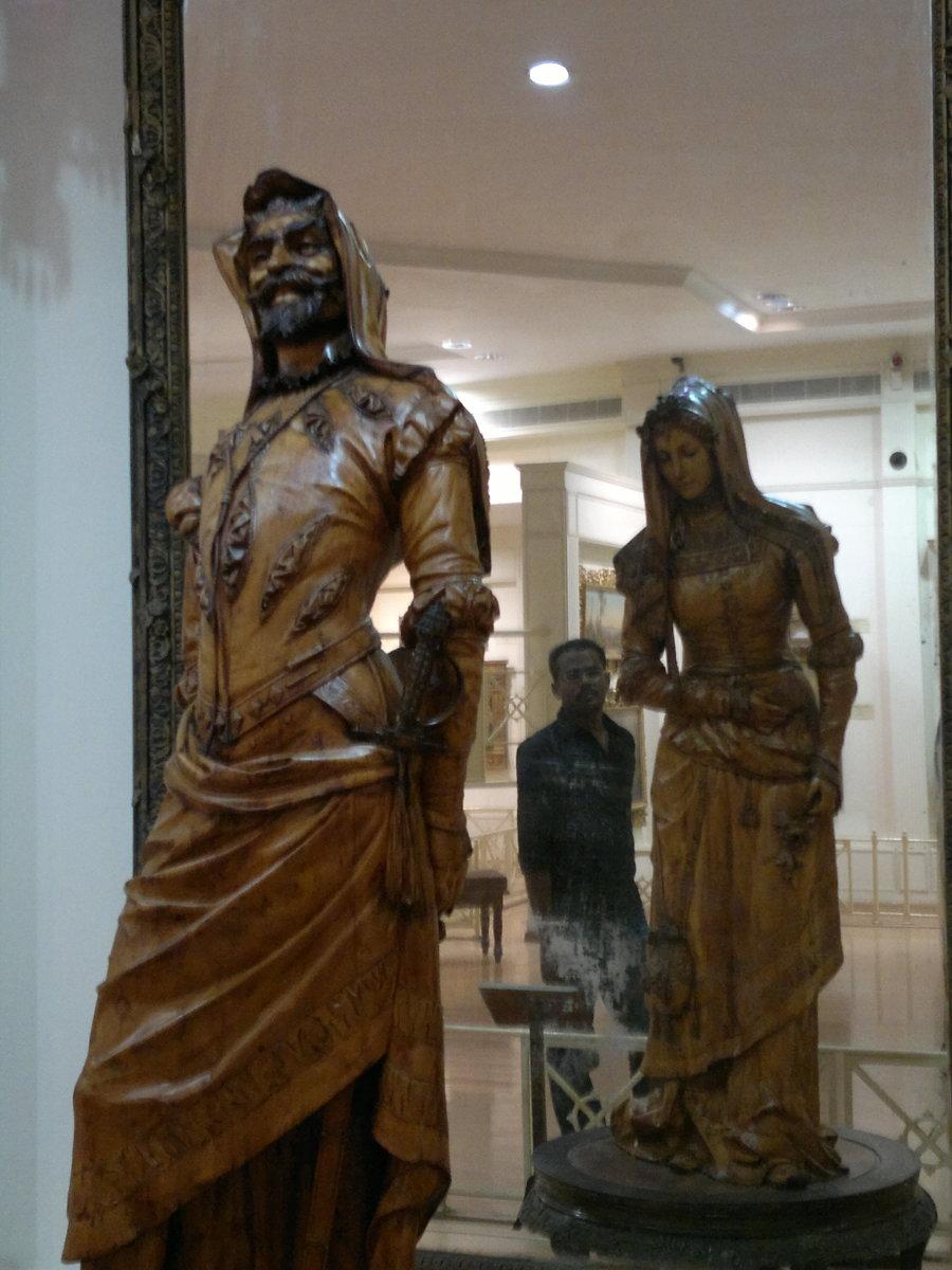 Beauty At Salarjung Museum Hyderabad