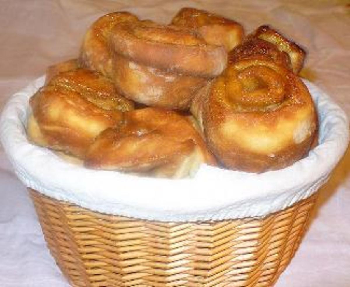 Sticky Bun Roll Recipe -  Gooey, Tacky Buns - Secret Recipe - Miller's Dining Room Famous Rolls