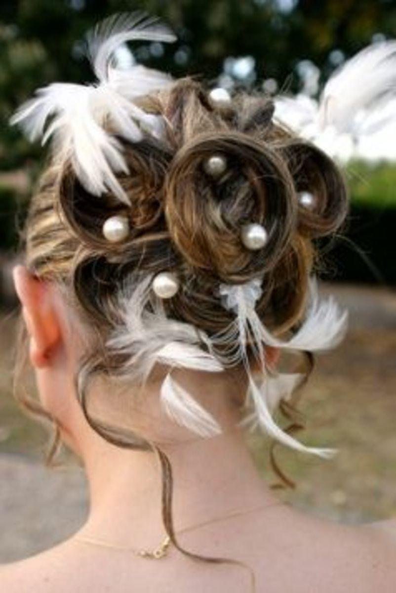 feather-wedding-theme