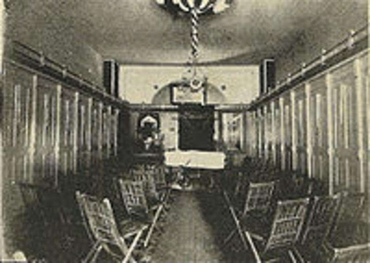 Butterworth Funeral Home Chapel
