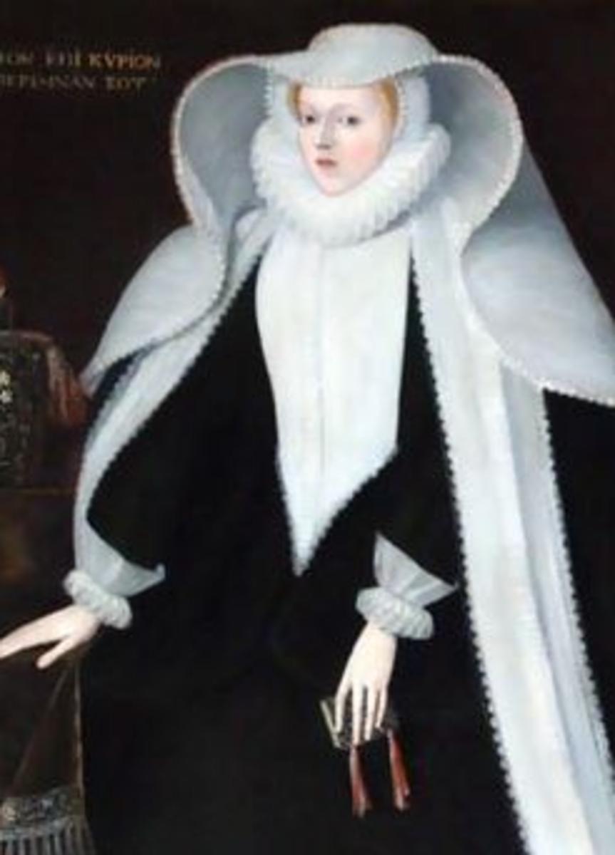 Dame Elizabeth Hoby ukmythology.co.uk