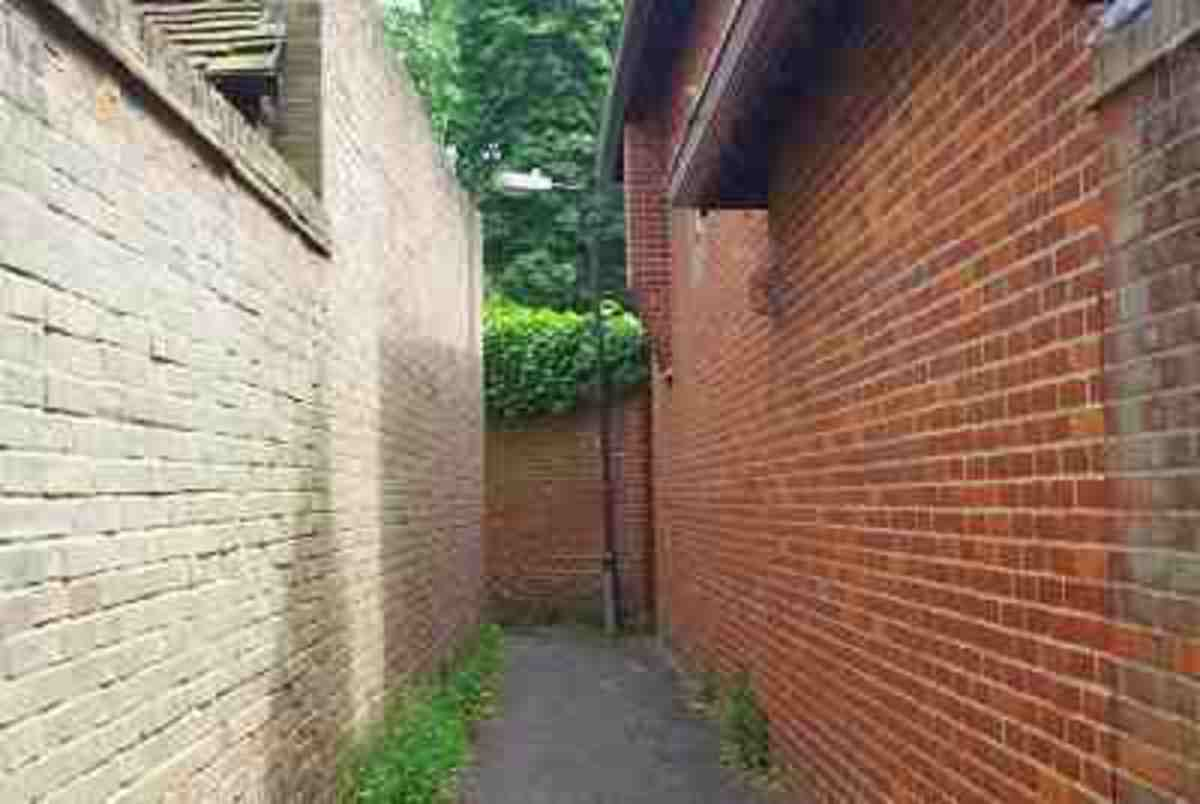 Seven corner alley.