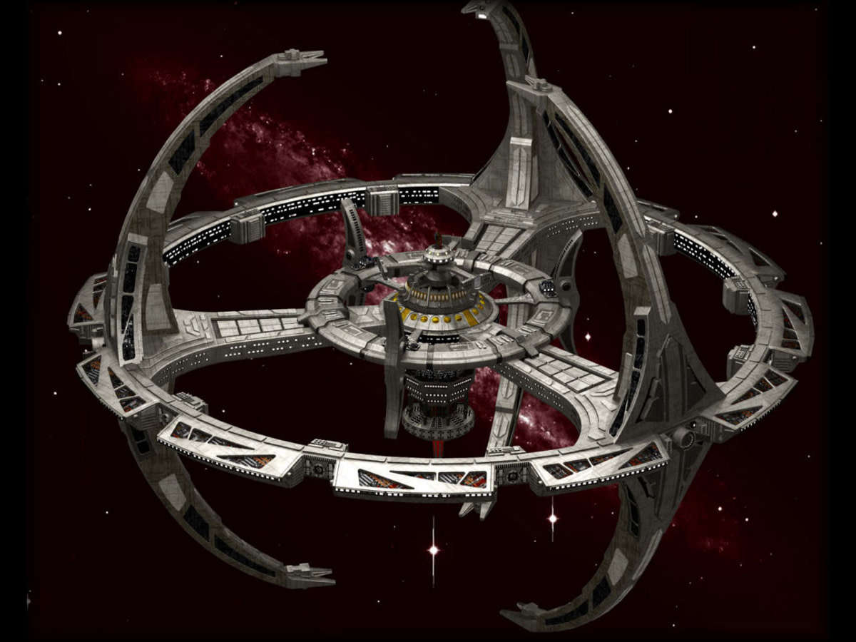 Isn't interesting that some many concepts seem to have a connection to Star Trek?