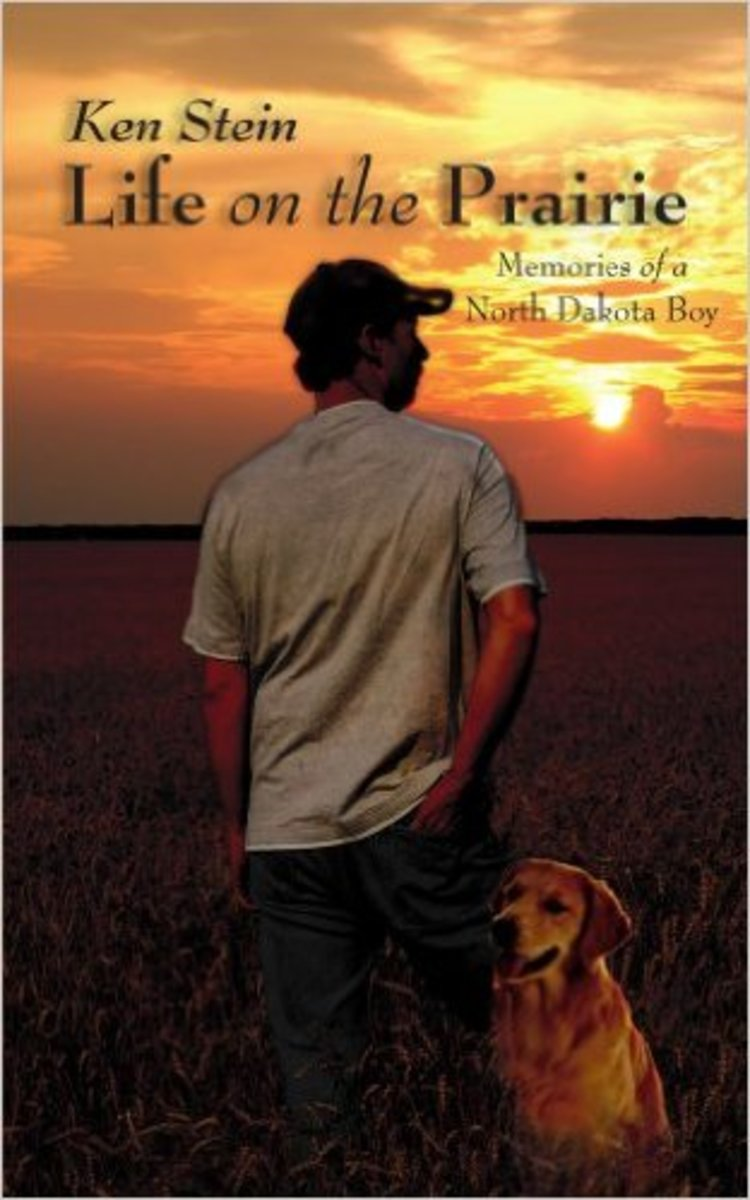Life on the Prairie: Memories of a North Dakota Boy by Ken Stein