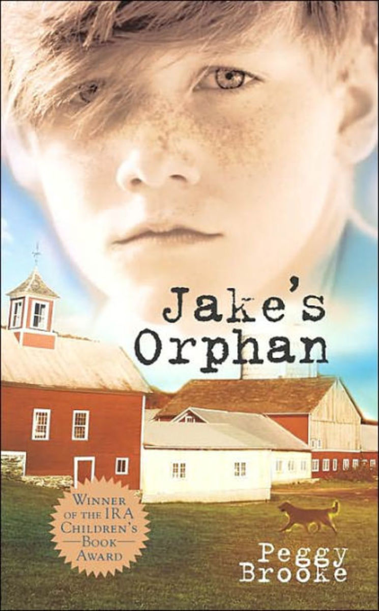 Jake's Orphan by Peggy Brooke