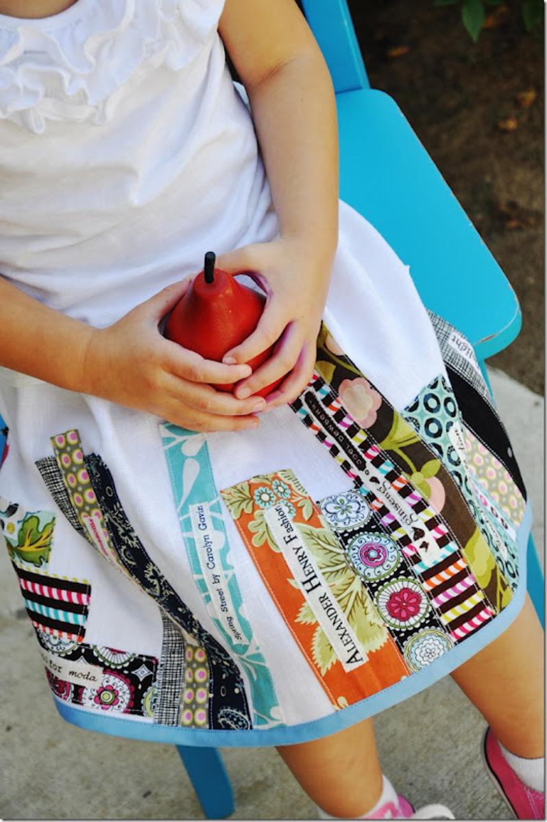 Bookworm skirt