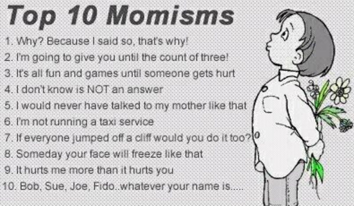 Momisms