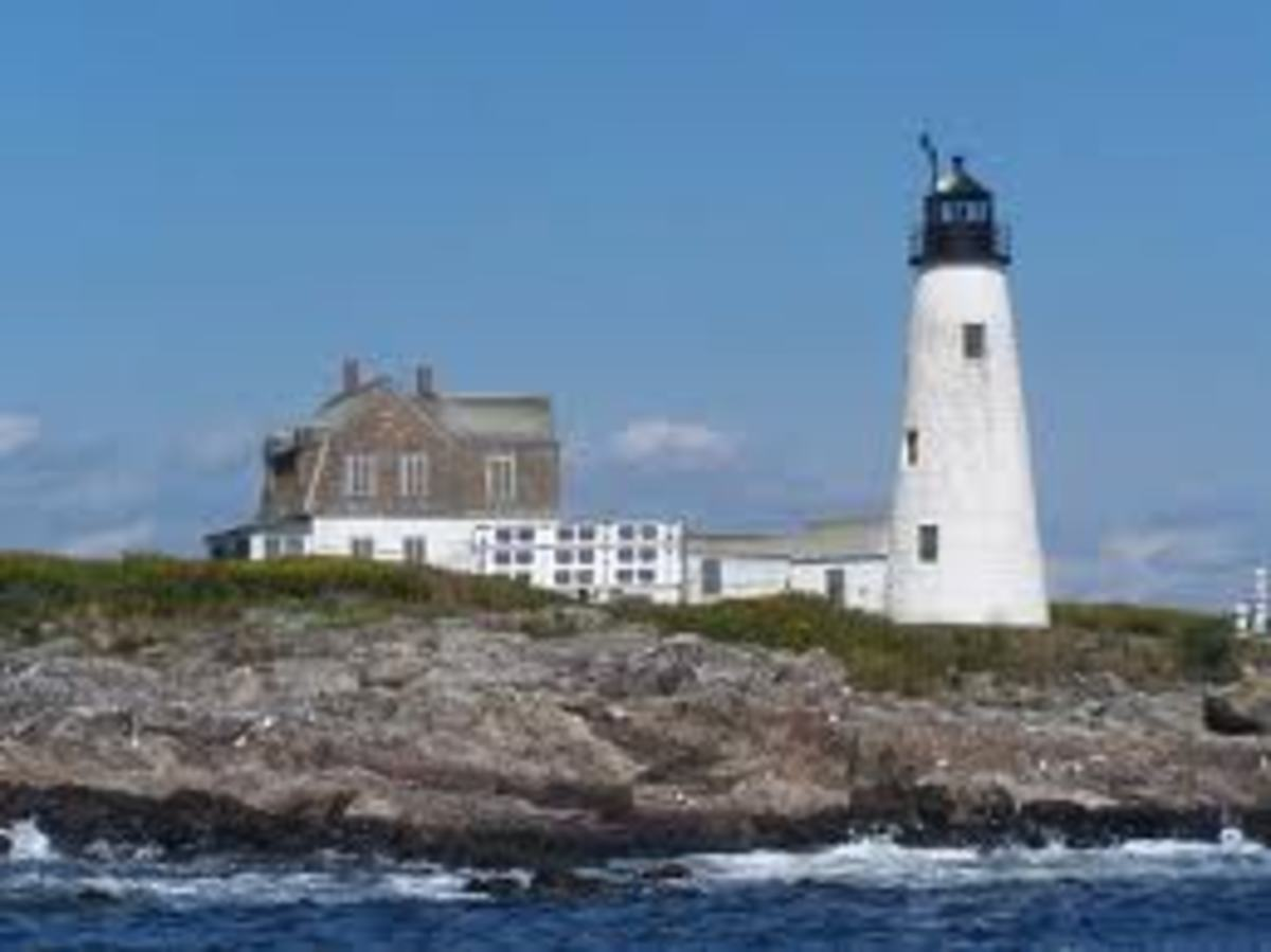 Maine Edition - Urban Legends, Monsters and Haunted Places, The Series