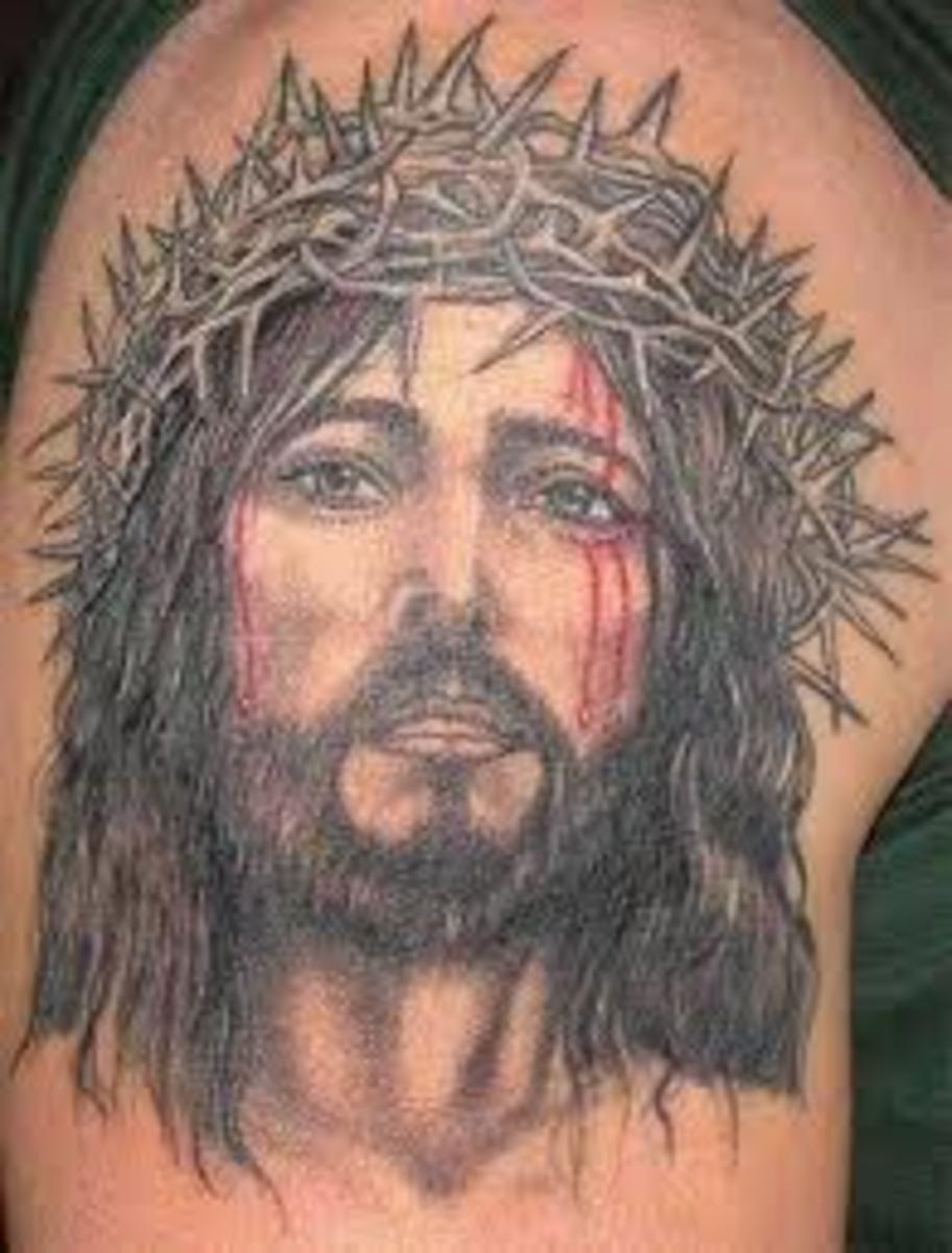Tattoos Ever Seen: Jesus Tattoo King Of Kings