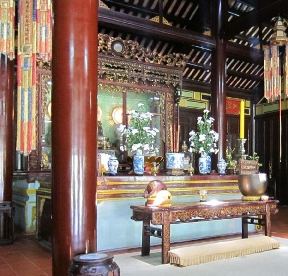 Exotic Wood Furniture in Hoi An