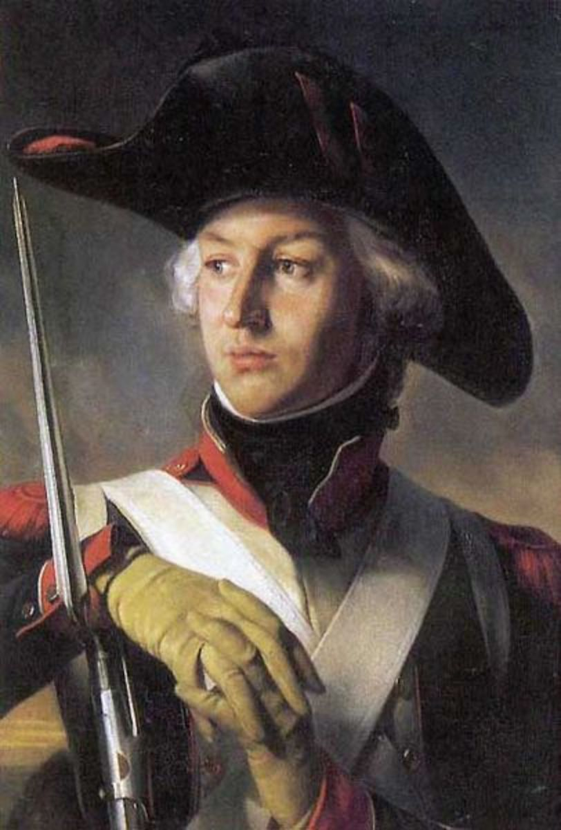 General Jean Andoche Junot, the leader of the French force invading Portugal in 1807.