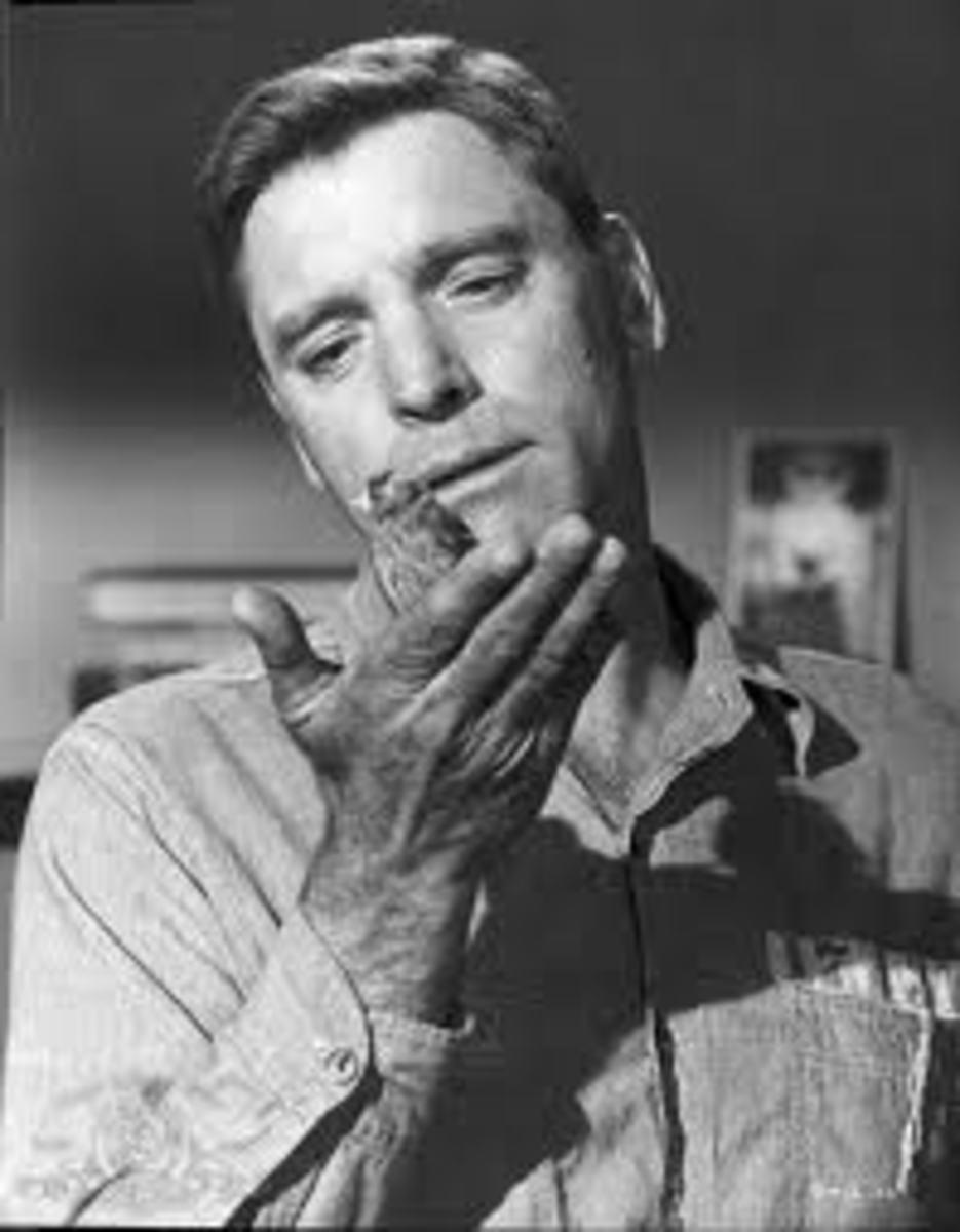 Burt Lancaster-as Robert Stroud