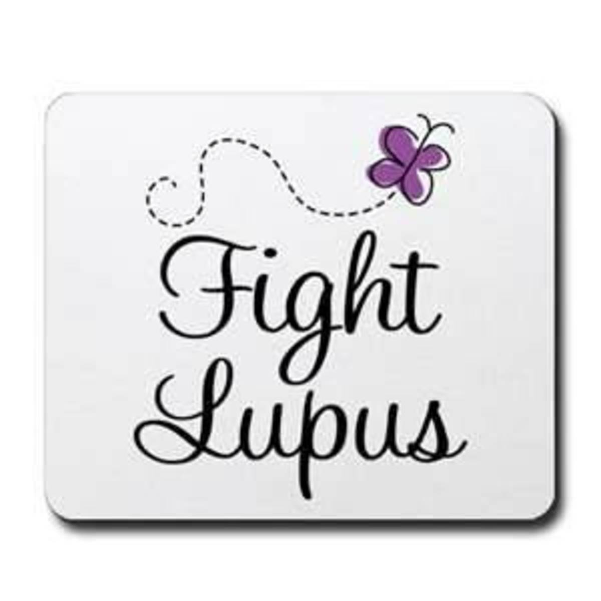 Lupus disease - How to deal with this auto immune disease using essential oils, vitamins and herbs.