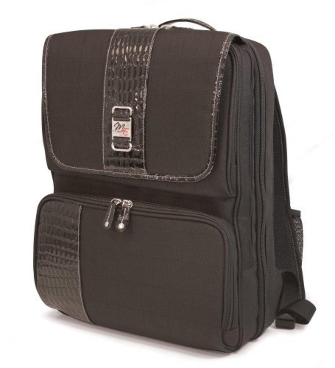 Mobile Edge ScanFast Onyx Backpack- 16-Inch PC/17-Inch Mac