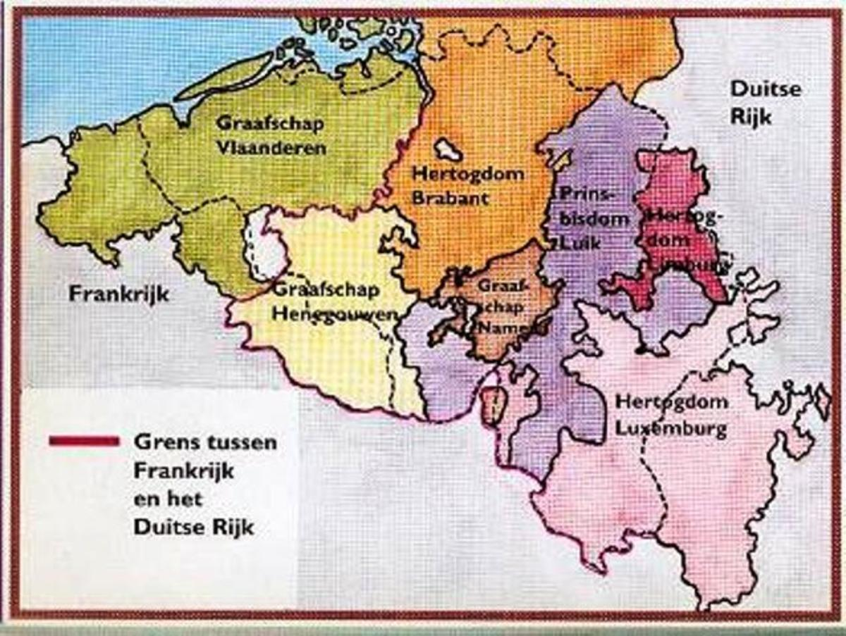 Flanders and her neighbours - Flanders and Friesia (Flanderen, Friesland) were prone to 'flash' raiding from low-keeled ships such as the Danes and West Norse (Norwegians) had. They suffered as badly as the Seine and Loire valleys