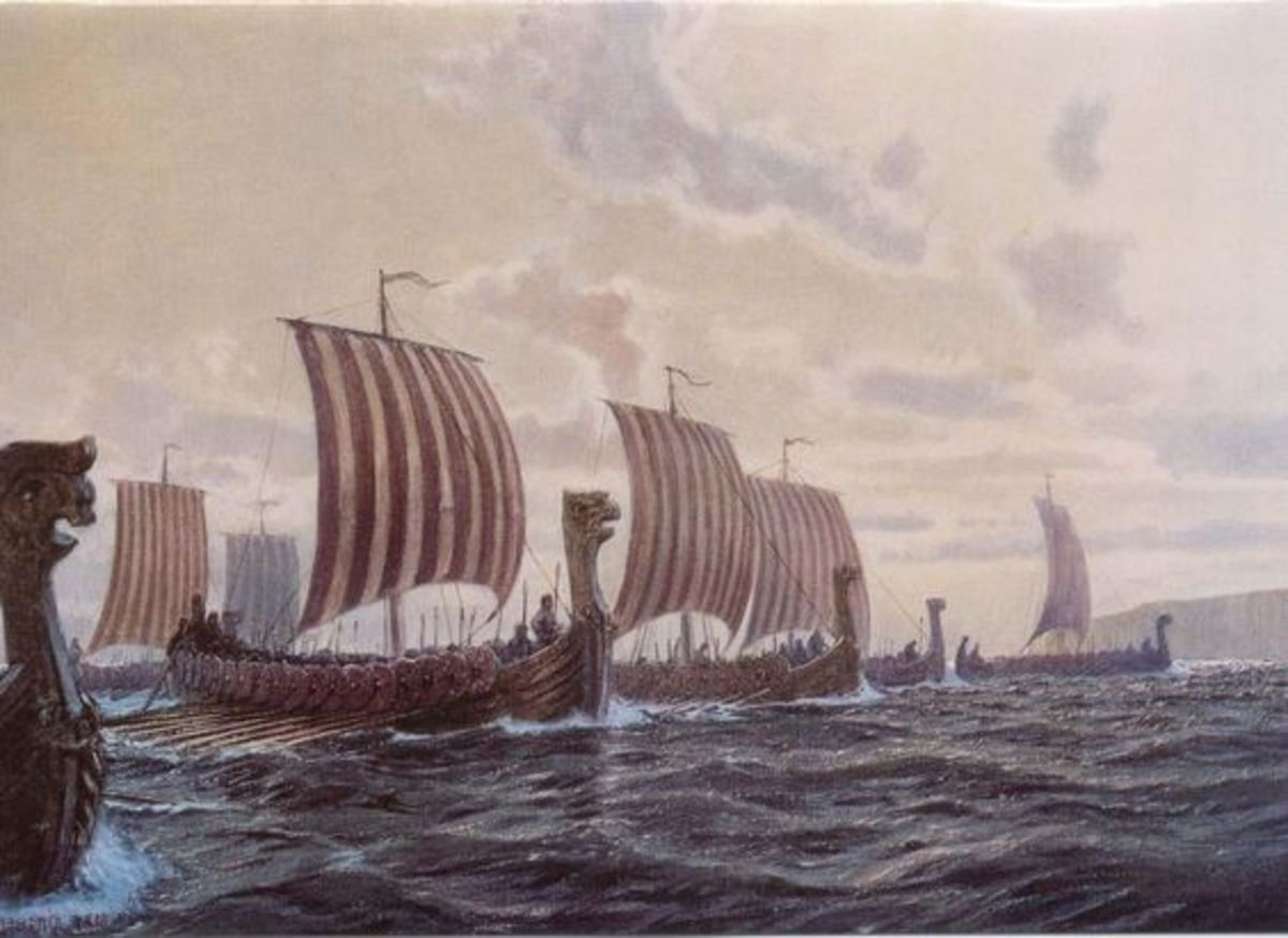Viking - 26: Raids on Frankia* Before Normandy's Rise to a Dukedom