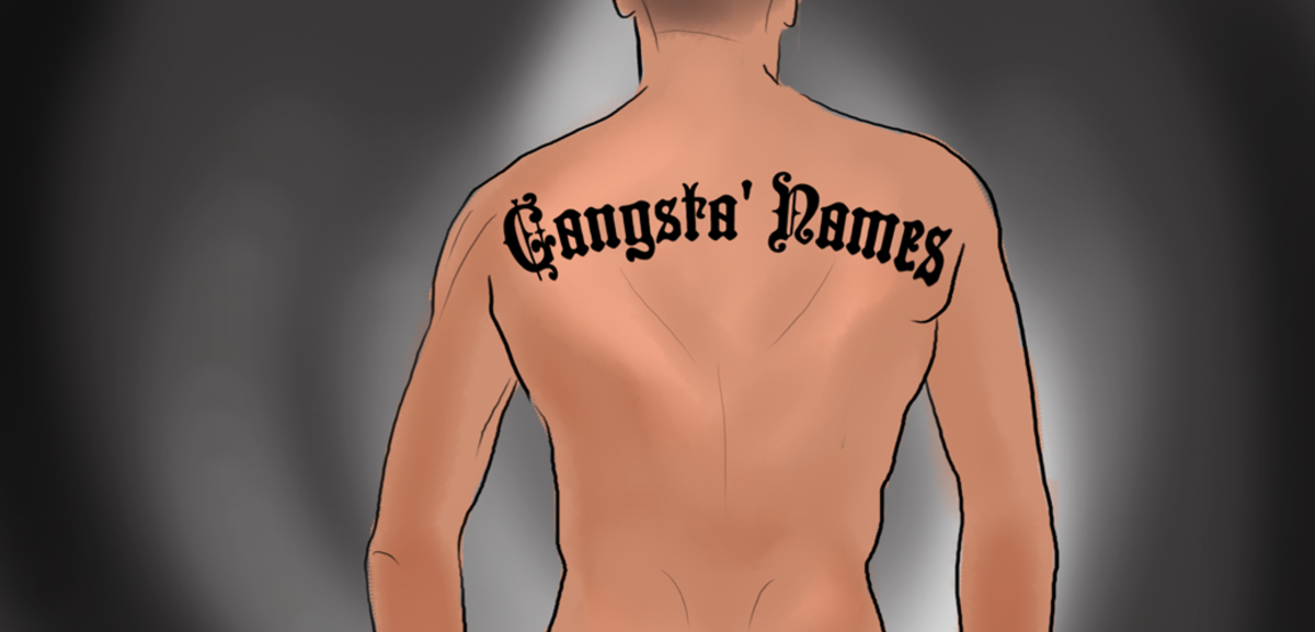 A List Of Gang Gangster Or Thug Nicknames Hubpages