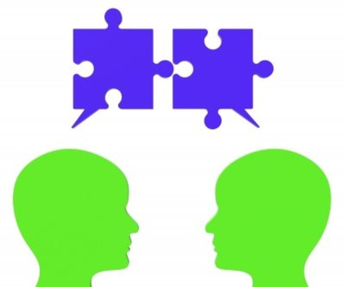 Ignoring people - a defense mechanism